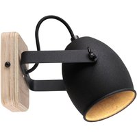 Crowton wall light  pivotable head