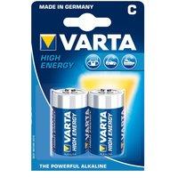 VARTA High Energy Baby 4914   C batteries