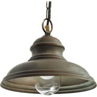 Riccardo outdoor hanging light  chain  cylindrical