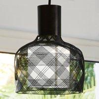 Forestier Antenna S pendant light 20 cm black