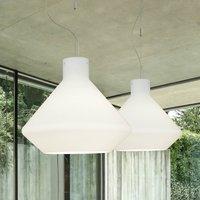 2 bulb LED pendant light Corpo D