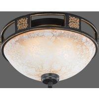 Caecilia ceiling light with antique design  33 cm