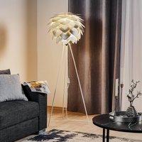 UMAGE Silvia medium floor lamp tripod steel