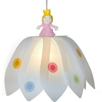 Enchanting Flower Princess hanging light