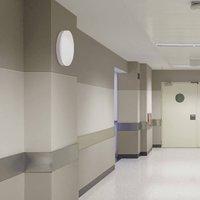 Madison LED bathroom ceiling light  motion sensor