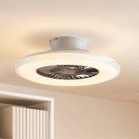 Starluna Ordanio LED ceiling fan with light