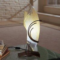 ROMA designer table lamp 48  right hand side