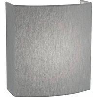 Light grey chintz   Livia LED wall light  dimmable