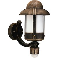 Country style Dorothee outdoor wall light  brown