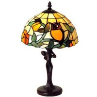 LIEKE  table lamp in the Tiffany style
