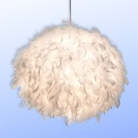 Fluffy pendant Ducky 30 cm