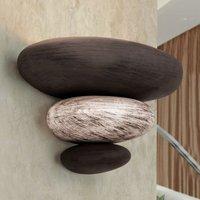 Stone Imitation  The Litica Wall Light Beige Brown