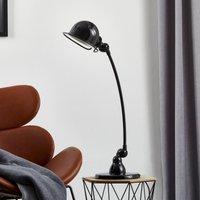 Jield  Loft C6000 table lamp  curved  black