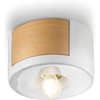 C1791 Scandinavian style ceiling lamp  white