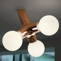 next DNA Wall Ceiling ceiling lamp  copper