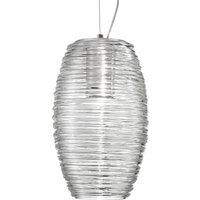 Damasco hanging lamp clear   15 cm