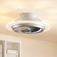 Starluna Yolina LED ceiling fan with light