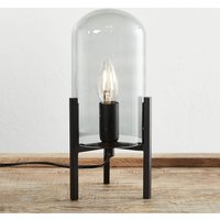 By Ryd ns Smokie table lamp  black