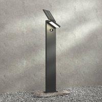 Solar-LED-Wegelampe Silvan mit Sensor, 100 cm