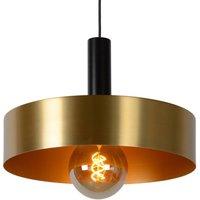 Giada hanging light  black  gold    40 cm