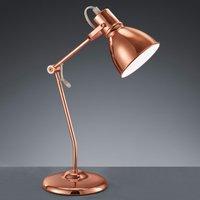 Keali table lamp  copper