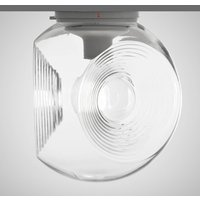 Eyes   glass ceiling light with clear diffuser