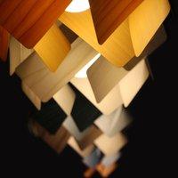 LZF Escape hanging light    30 cm  orange