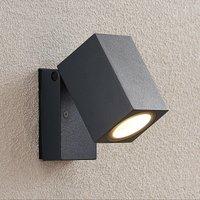 ELC Nogita LED outdoor wall spotlight  GU10