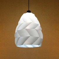 Kokon hanging light  white
