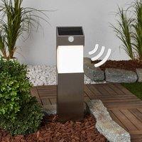 Solstel - LED-Solar-Wegeleuchte mit Sensor