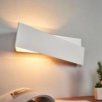 Wall light Zig Zag  white  43 cm