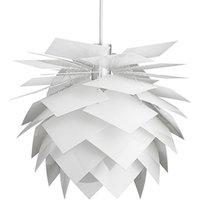Dyberg Larsen PineApple S hanging light 35cm white