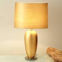 Classic table lamp EPSILON gold  height 65 cm