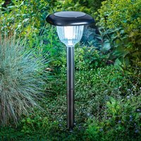 LED solar lamp Classic Light with duo colour