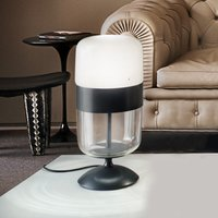 Murano glass table lamp Futura  48 cm high