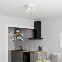 By Ryd ns Puls downlight 3 bulb round
