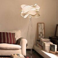 LZF Link floor lamp  ivory