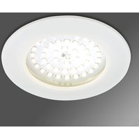 Accent giving LED recessed light Paul  white