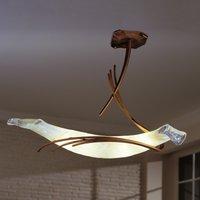ROMA designer ceiling light 60 antique brown