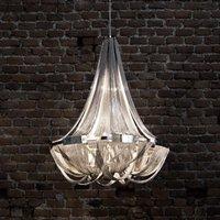 Opulent Soscik designer hanging light  72 cm