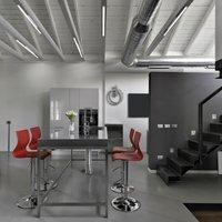 Sami Soffito LED ceiling light  length 200 cm