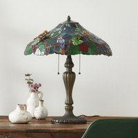 Masterful table lamp Australia  Tiffany style