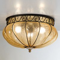 Margherita   a ceiling light that oozes warmth