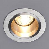 GU10 recessed light Soley  round