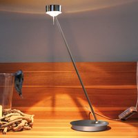 Dimmable table lamp PUK TABLE  chrome