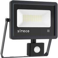 Siteco Flood 40 LED floodlight sensor 20 5 cm 30 W