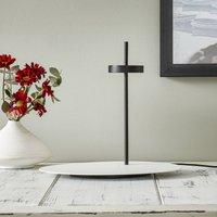 LOUM Scave LED table lamp sensor dim base white