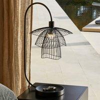 Forestier Papillon XS table lamp  black