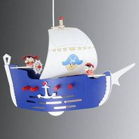 Pirate Ship hanging light for a child s room