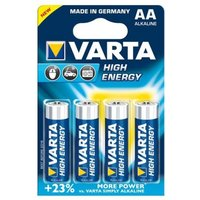 High Energy Mignon 4906 AA batteries from VARTA